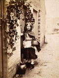 Little Red Riding Hood, 1859 Photographic Print by Henry Peach Robinson