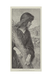 Ruth Giclee Print by Henry Ryland