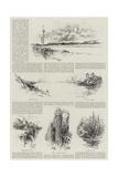 A Manx Land Ramble Giclee Print by Herbert Railton