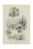 Old Coaching Inns Giclee Print by Herbert Railton