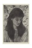 Neaera Giclee Print by Henry Ryland