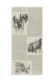 In Dickens-Land Giclee Print by Herbert Railton