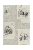 Chelsea Old Church Giclee Print by Herbert Railton
