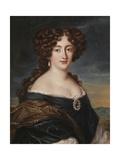 Portrait of Ortensia Mancini Giclée-Druck von Jacob Ferdinand Voet