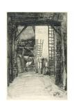 The Lime-Burner, 1859 Reproduction procédé giclée par James Abbott McNeill Whistler