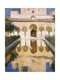 Hall of the Embassadors, Alhambra, Granada, 1909 Giclée-Druck von Joaquin Sorolla y Bastida