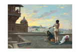 Bethsabee, 1889 Giclee Print by Jean Leon Gerome