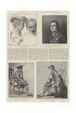 Drawings at the British Museum Giclee Print by Jean Antoine Watteau
