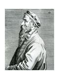 Peter Breughel Giclee Print by Johan Wierix