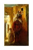 The Tryst, 1840–1904 Lámina giclée por Jean Leon Gerome