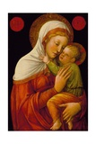 Madonna and Child, C.1465 Giclee Print by Jacopo Bellini