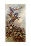 Victory, 1905 Giclee Print by Jean-Baptiste Edouard Detaille