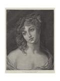 Miranda Giclee Print by Jean Baptiste Greuze