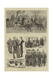 The Land Agitation in Ireland Giclee-trykk av John Charles Dollman