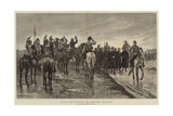 Salut Aux Blesses Giclee Print by Jean-Baptiste Edouard Detaille