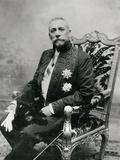 Honoré Charles Grimaldi, Prince Albert of Monaco Photographic Print by Jean-Baptiste Edouard Detaille