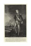 Horatio Nelson, Viscount Nelson, and Duke of Bronte, Kb, Vice-Admiral Giclee Print by John Hoppner
