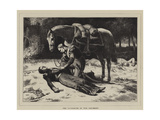The Favourite of the Regiment Giclee Print by John Dawson Watson