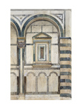The Baptistery Giclee Print by John Ruskin