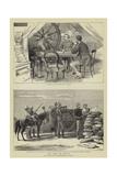 The War in Egypt Giclee-trykk av John Charles Dollman