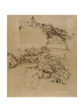 Fribourg Giclee Print by John Ruskin