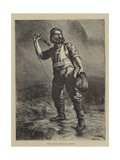 The Life Brigade Man Giclee Print by John Dawson Watson