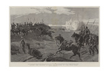 After the Charge, Ulundi, an Episode of the Zulu War Impressão giclée por John Charlton