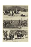 The Afghan War Reproduction procédé giclée par John Charles Dollman