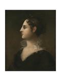 Theodosia Burr (Mrs. Joseph Alston, 1783-1813), 1802 Giclée-Druck von John Vanderlyn