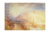Heidelberg, C.1846 Giclée-tryk af J. M. W. Turner