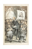 The Political 'Army of Salvation', 1880 Giclee Print by Joseph Keppler
