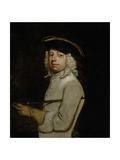 Portrait of the Artist Giclee Print by Jonathan the Elder Richardson