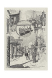 Constantinople in London, at Olympia Giclee Print by Joseph Holland Tringham