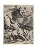Saint Jerome Hearing the Trumpet of the Last Judgment, C. 1621 Giclee Print by Jusepe de Ribera
