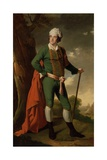 Portrait of a Man, known as the 'Indian Captain', C.1767 Giclee Print by Joseph Wright of Derby