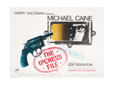 Poster for the Film 'The Ipcress File' (1964) Starring Michael Caine, 1964 Giclee Print by Joseph Werner
