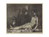 The Dead Christ Giclee Print by Jusepe de Ribera