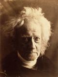 Sir John Herschel, 1867 Lámina giclée por Julia Margaret Cameron