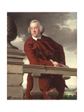 Mr. Robert Gwillym, 1766 Giclee Print by Joseph Wright of Derby