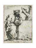 The Poet, C. 1620-1621 Giclee Print by Jusepe de Ribera