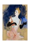 The Parisian Impressão giclée por Jules Chéret