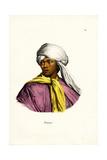 Omai, 1824 Reproduction procédé giclée par Karl Joseph Brodtmann