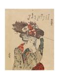 Ohara-Me, 1797-1819 Impressão giclée por Katsushika Hokusai