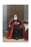 Cardinal Charles Lavigerie (1825-1892) Giclée-vedos tekijänä Leon Joseph Florentin Bonnat