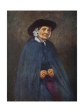 Welsh Woman Giclee Print by Mortimer Ludington Menpes