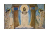 Resurrection, 1887 Giclée-Druck von Mikhail Aleksandrovich Vrubel