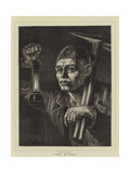 The Miner Giclee Print by Matthew White Ridley