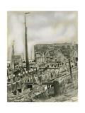 Type of Dutch Residence Giclee Print by Mortimer Ludington Menpes