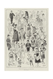 Children's Fancy Dress Ball at the Mansion House Giclee Print by Phil May