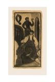 Staircase an Inn, Basque Country, 1893 Giclée-Druck von Paul Ranson